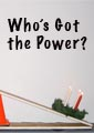 "Advent 2007 Bulletin Cover ""Who's Got the Power"" (see alter photo for complete image)"