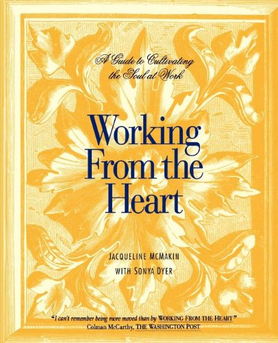14 Book Dyer Working From the Heart