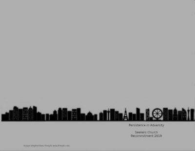 sillouette of skyline suggesting cities around the world