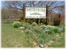Dayspring welcome