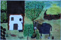G.T.'s painting