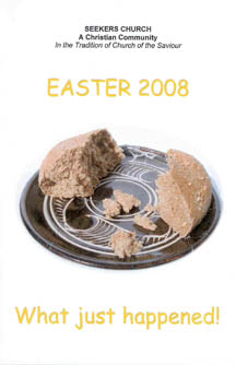 2008 Easter bulletin