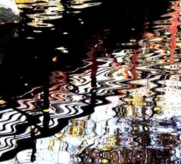 Liquid Bridge by Jacob Folger